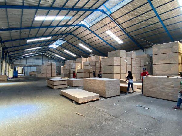 Warehouse Blockboard and Plywood